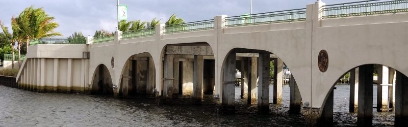 The Tequesta Bridge